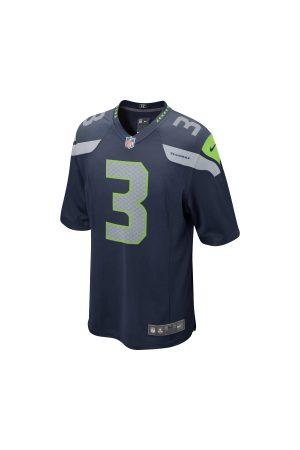 Nike Vêtements de sport - Maillot NFL Russell Wilson Seattle Seahawks Game Team colour marine
