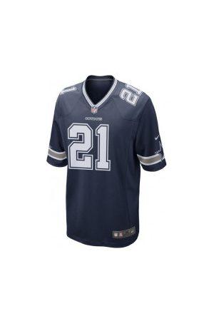Nike Vêtements de sport - Maillot NFL Ezekiel Elliott Dallas Cowboys Game Team colour marine