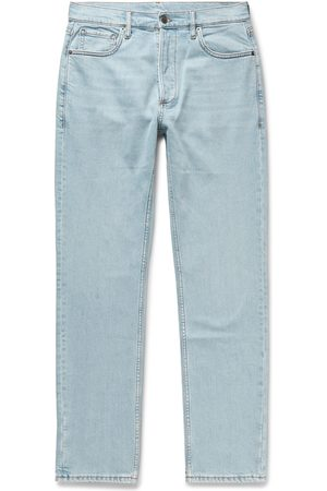 Saman Amel Homme Slim - Slim-Fit Denim Jeans