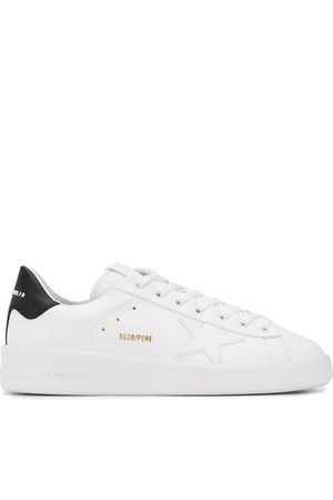 Golden Goose Homme Baskets - Superstar lace-up trainers