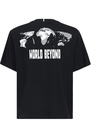 "McQ T-shirt Imprimé ""genesis Ii World Beyond"""
