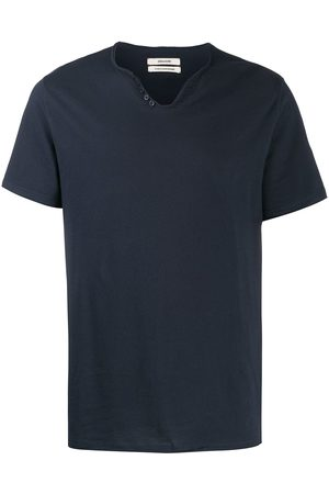 Zadig & Voltaire T-shirt Monastir à col tunisien