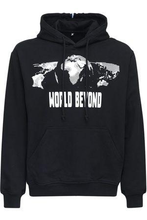 """McQ Sweat-shirt Imprimé À Capuche """"genesis Ii"""""""