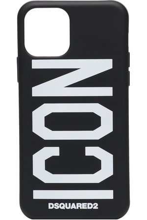 Dsquared2 Black Icon iPhone 11 Pro case