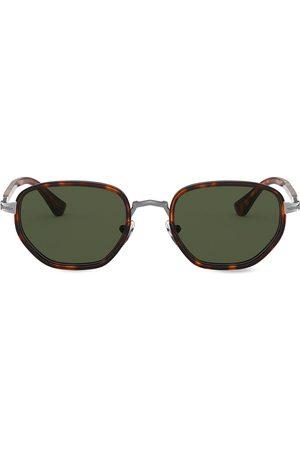 Persol Tortoiseshell tinted sunglasses