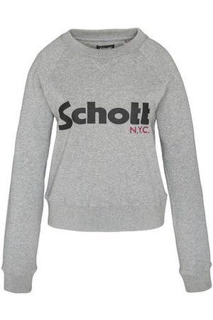 Schott NYC SWEATSHIRT RAS DU COU