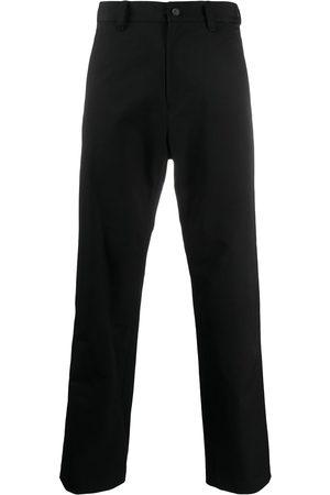 AMBUSH Pantalon droit à bandes latérales