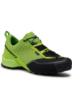 Dynafit Chaussures - Speed Mtn Gtx GORE-TEX 64036 Lambo Green/Asphalt 5563