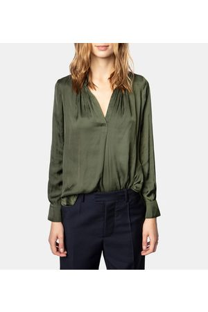Zadig & Voltaire Blouse Tink Satin