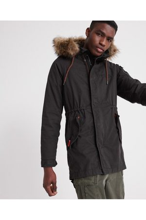 Superdry Parka Mountain Rookie Aviator