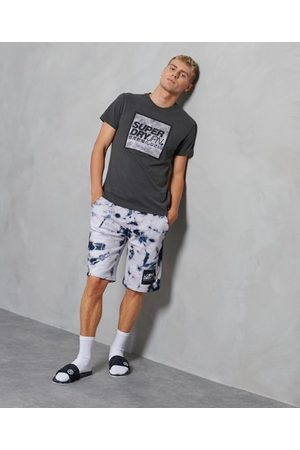 Superdry Short Tie and Dye Japan