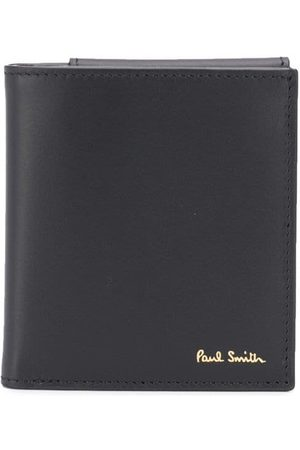 Paul Smith Logo-print billfold wallet