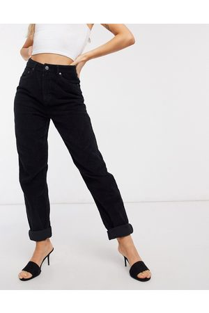ASOS Jean mom ample taille haute