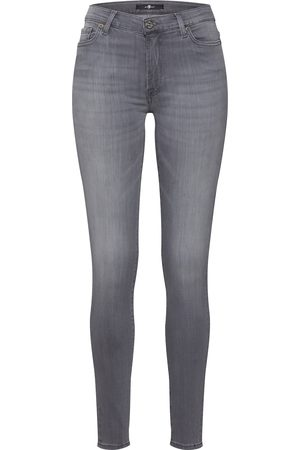 7 for all Mankind Jean 'HW SKINNY SLIM ILLUSION LUXE BLISS