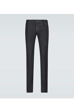 Incotex Pantalon chino en coton