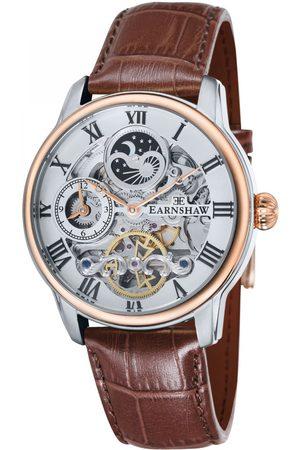 Earnshaw Promo : Montre Longitude ES-8006-03 Montre Homme