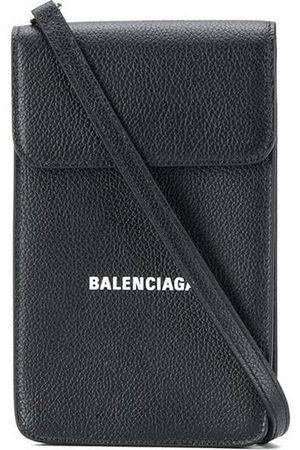 Balenciaga Pochette À Logo Imprimé