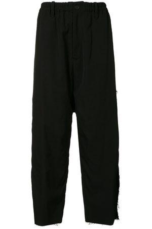 YOHJI YAMAMOTO Pantalon à effet sarouel