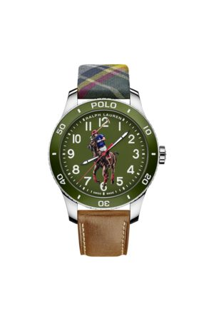 Polo Ralph Lauren Montre Pony Player à cadran