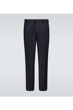 THE GIGI Pantalon Tonga en laine mélangée