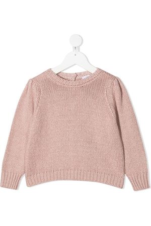Il gufo Long-sleeve knitted top