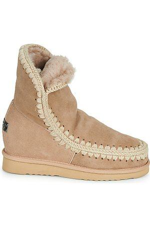 Mou Femme Bottes de neige - Boots ESKIMO INNER WEDGE SHORT
