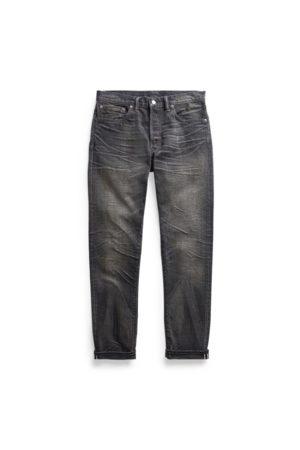 RRL Homme Slim - Jean slim à lisière selvedge