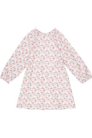 BONPOINT Robe en coton à fleurs