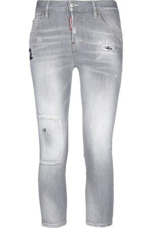 Dsquared2 Femme Pantacourts - DENIM - Pantacourts en jean