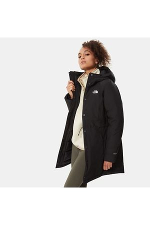 The North Face Parka Brooklyn Pour Femme Tnf Black Taille L