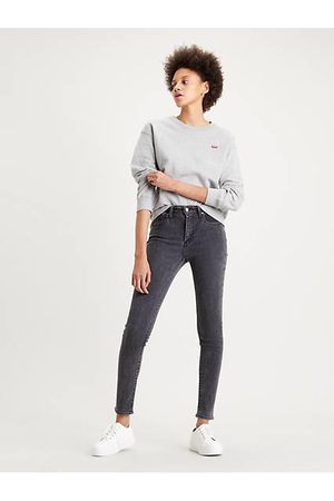 Levi's 721™ High Rise Skinny Jeans (Plus) / True Grit