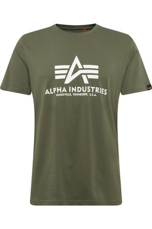 Alpha Industries Homme T-shirts - T-Shirt
