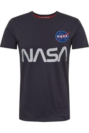 Alpha Industries T-Shirt 'NASA Reflective