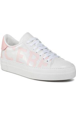 Iceberg Sneakers - Gioia 20IID1781A Bianco/Rosa