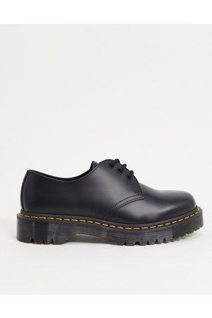 Dr. Martens 1461 Bex - Chaussures plateformes à 3 paires d'oeillets