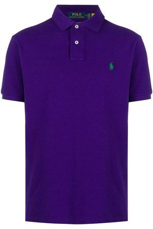 Polo Ralph Lauren Logo embroidered polo shirt