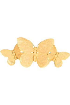 Jennifer Behr Barrette Whitney à papillons