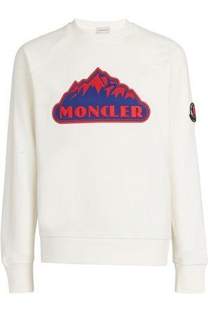 Moncler Homme Sweatshirts - Sweatshirt imprimé