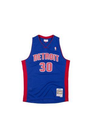 Mitchell & Ness Vêtements de sport - Maillot NBA Rasheed Wallace Detroit Pistons 2003-04 Hardwood Classic Swingman