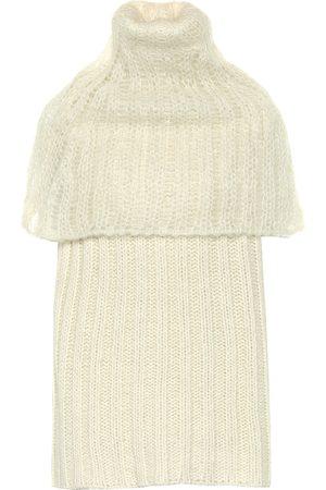 Jil Sander Femme Cols roulés - Pull à col roulé en laine et mohair mélangés