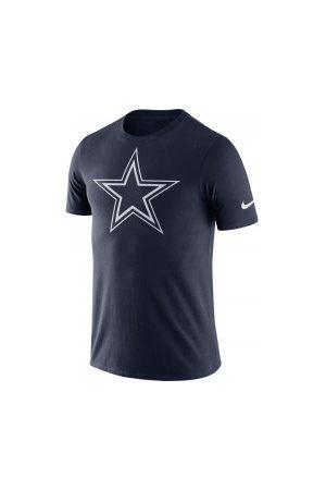 Nike Homme T-shirts - T-shirt NFL Dallas Cowboys Logo Essential marine pour homme