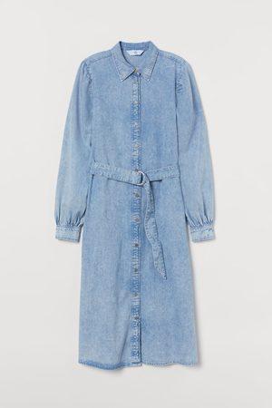 H&M Robe chemise en denim