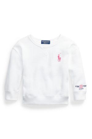 Ralph Lauren Sweat en molleton Pink Pony