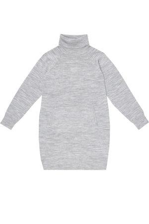 BONPOINT Robe pull en laine mérinos à col roulé