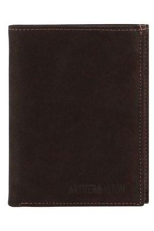 Arthur Et Aston Homme Portefeuilles - Portefeuille en cuir gras