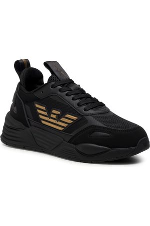 EA7 Sneakers - X8X070 XK165 M701 Triple Black/Gold