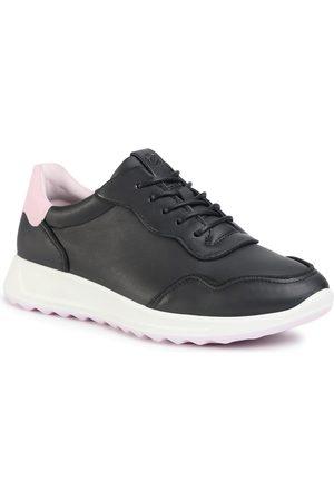 Ecco Sneakers - Fllexure Runner II 29202351839 Black/Blossom Rose