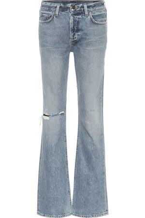 Goldsign Jean flare The Nineties Boot à taille haute