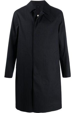 MACKINTOSH Manteau Oxford à boutonnière