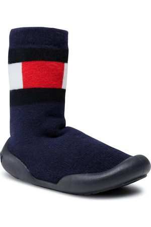 Tommy Hilfiger Homme Mules & Sabots - Chaussons - Slipper T1B0-30972-1072 Blue 800